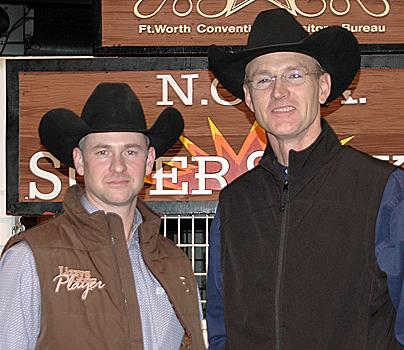 Michael Cooper and Paul Hansma